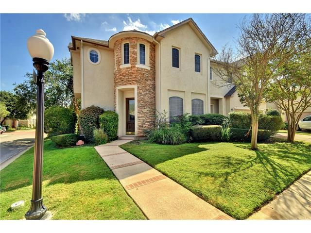 3909 Gaines Ct, Austin, TX 78735 (#3691692) :: Papasan Real Estate Team @ Keller Williams Realty
