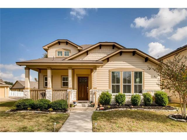 932 Heritage Springs Trl, Round Rock, TX 78664 (#3715475) :: Forte Properties