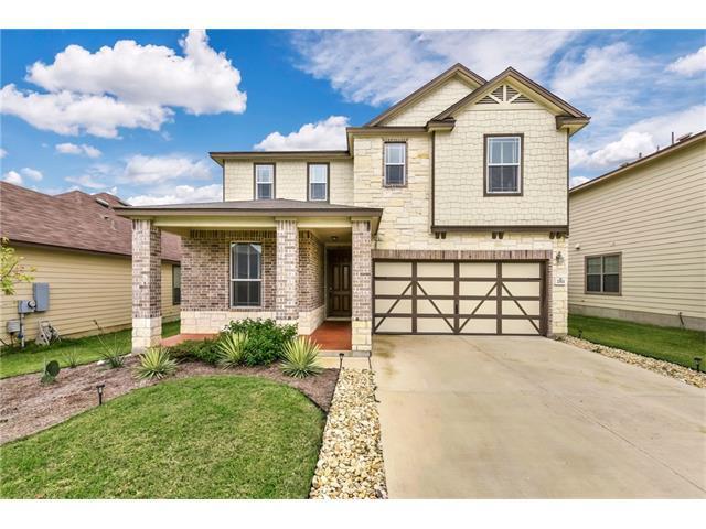 2511 Waizel Way, Georgetown, TX 78626 (#3715905) :: Magnolia Realty