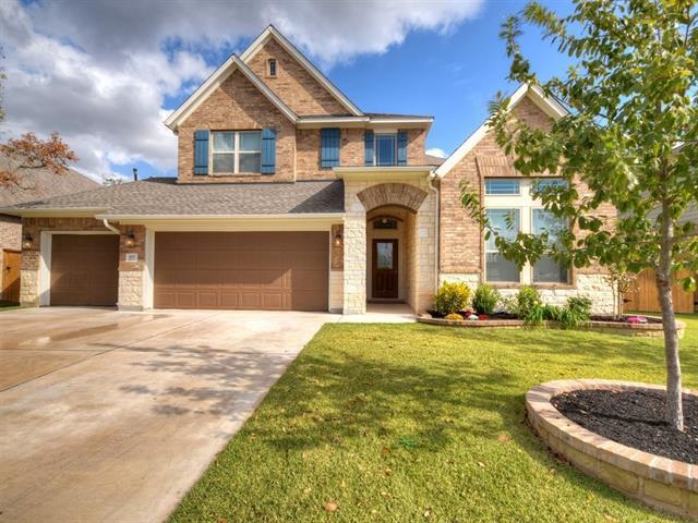 100 Lockhart Loop, Georgetown, TX 78628 (#3719374) :: Forte Properties