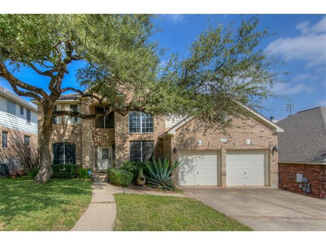 5808 Travis Green Ln, Austin, TX 78735 (#3723045) :: The Gregory Group