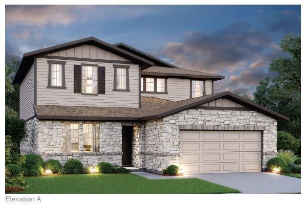 108 Guernsey Ave, Hutto, TX 78634 (#3726692) :: Papasan Real Estate Team @ Keller Williams Realty