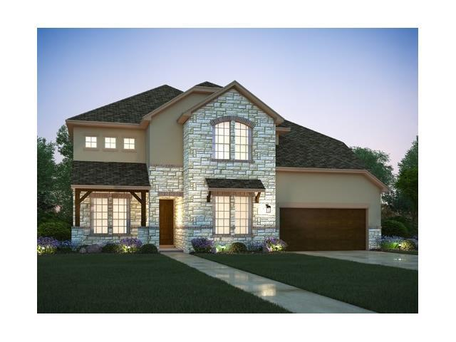 3820 Stanyan Dr, Round Rock, TX 78681 (#3727944) :: The Gregory Group