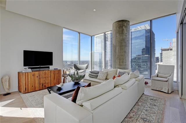 210 Lavaca St #1807, Austin, TX 78701 (#3737233) :: Austin Portfolio Real Estate - Keller Williams Luxury Homes - The Bucher Group