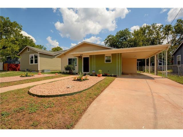 4700 Wally Ave, Austin, TX 78721 (#3742780) :: Papasan Real Estate Team @ Keller Williams Realty