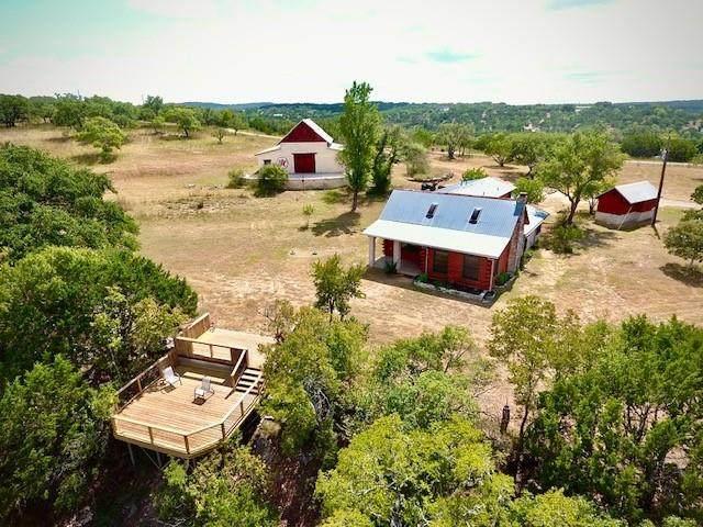 401 Twin Creek Rd, Dripping Springs, TX 78620 (#3755274) :: Bristol Palin Team