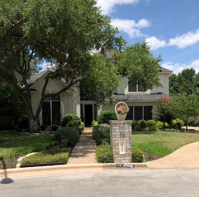 4502 Wild Dunes Ct, Austin, TX 78747 (#3756834) :: Papasan Real Estate Team @ Keller Williams Realty