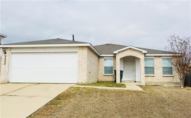 3403 Thunder Creek Dr, Killeen, TX 76549 (#3810400) :: Forte Properties