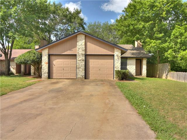 3509 Harpers Ferry Ln, Austin, TX 78749 (#3813918) :: Papasan Real Estate Team @ Keller Williams Realty