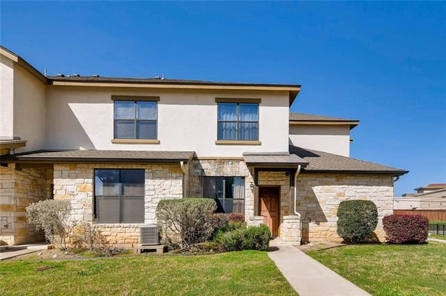 2101 Town Centre Dr #1407, Round Rock, TX 78664 (#3820866) :: Ana Luxury Homes