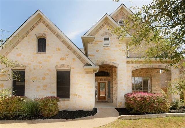 2811 Mirasol Dr, Round Rock, TX 78681 (#3827667) :: Ana Luxury Homes