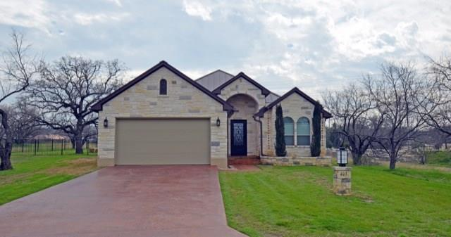 403 Rio, Horseshoe Bay, TX 78657 (#3843284) :: Papasan Real Estate Team @ Keller Williams Realty