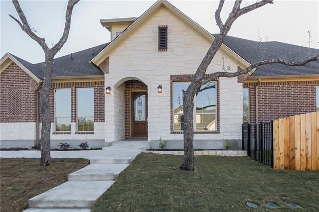 1421 Horizon View, Georgetown, TX 78628 (#3865080) :: Papasan Real Estate Team @ Keller Williams Realty
