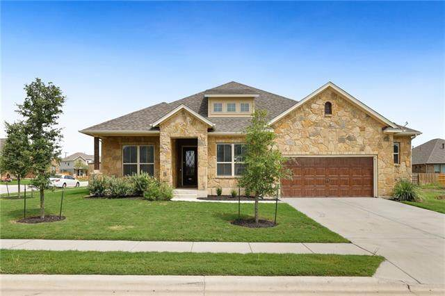 3635 Ponce De Leon Pass, Round Rock, TX 78665 (#3867380) :: First Texas Brokerage Company