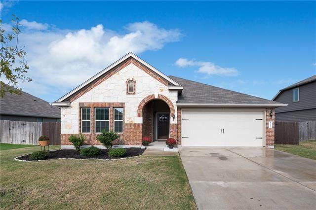 407 Wimberley St, Hutto, TX 78634 (#3884140) :: Watters International