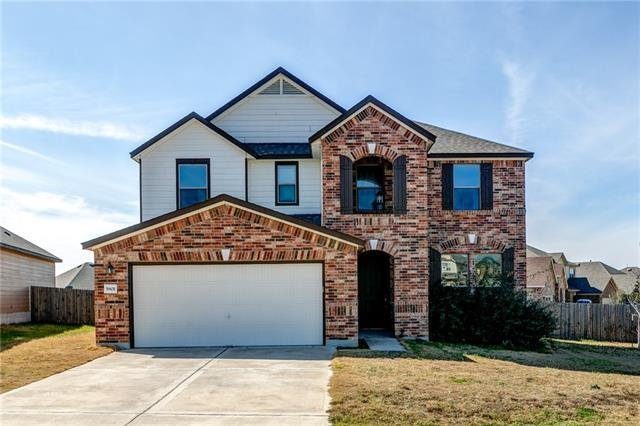 5801 Pescia St, Round Rock, TX 78665 (#3894332) :: Kevin White Group