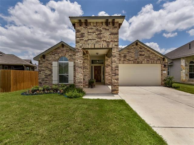 205 Deep Creek Dr, Georgetown, TX 78626 (#3917657) :: Watters International