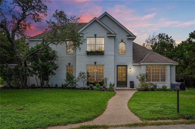 5604 Mount Bonnell Rd, Austin, TX 78731 (#3919574) :: The Perry Henderson Group at Berkshire Hathaway Texas Realty