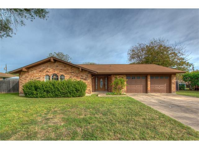 1715 Egger Ave, Round Rock, TX 78664 (#3932075) :: Magnolia Realty