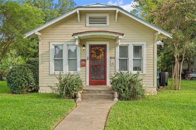 601 E 8th St, Georgetown, TX 78626 (#3937266) :: The Heyl Group at Keller Williams