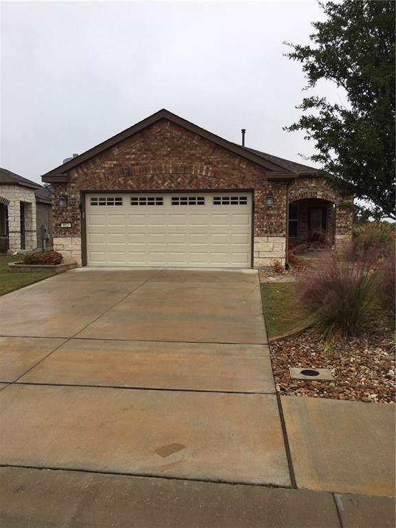 812 Hamilton Ln, Georgetown, TX 78633 (#3950201) :: Ana Luxury Homes