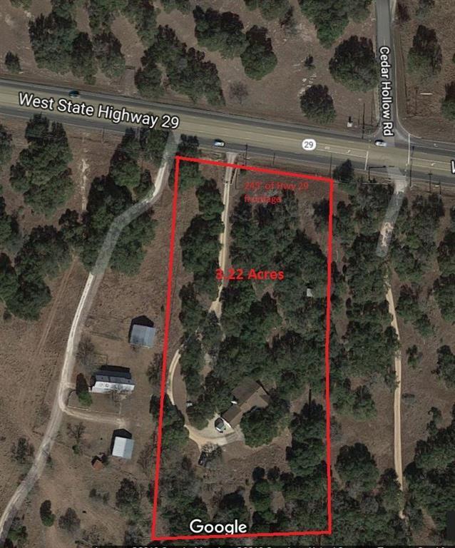 4555 W State Highway 29, Georgetown, TX 78628 (#3963326) :: Papasan Real Estate Team @ Keller Williams Realty