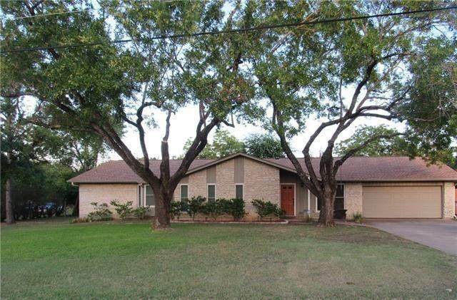 11801 Gate Way, Austin, TX 78727 (#3995482) :: The Perry Henderson Group at Berkshire Hathaway Texas Realty