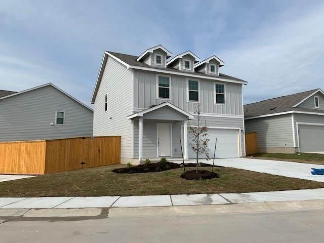 798 Circle Way, Jarrell, TX 76537 (#4007641) :: First Texas Brokerage Company