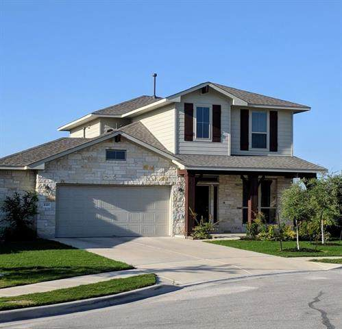 8321 Angelo Loop, Round Rock, TX 78665 (#4010354) :: 12 Points Group
