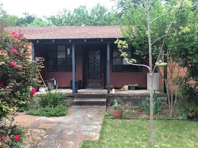 6505 Chesterfield Ave, Austin, TX 78752 (#4011193) :: Ben Kinney Real Estate Team