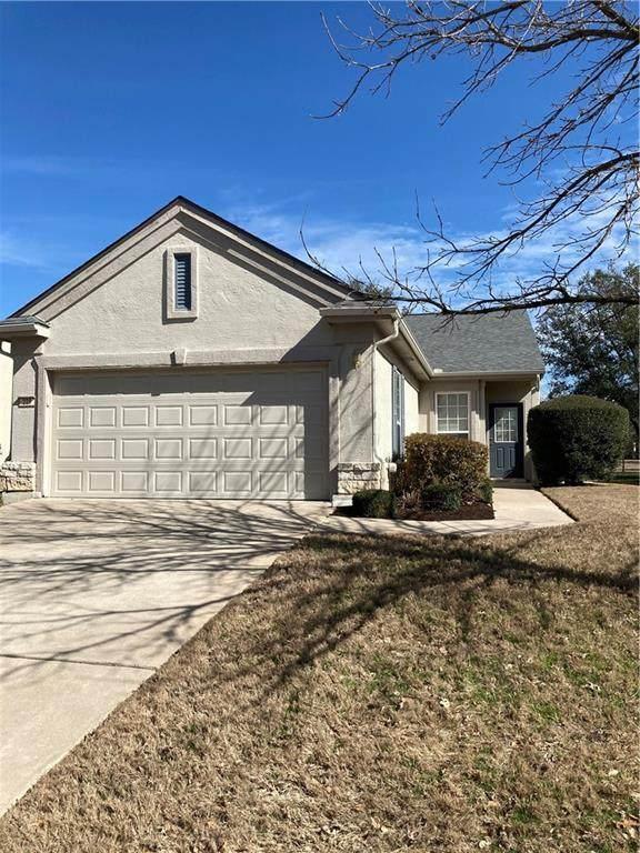 228 Crockett Loop, Georgetown, TX 78633 (#4013527) :: First Texas Brokerage Company