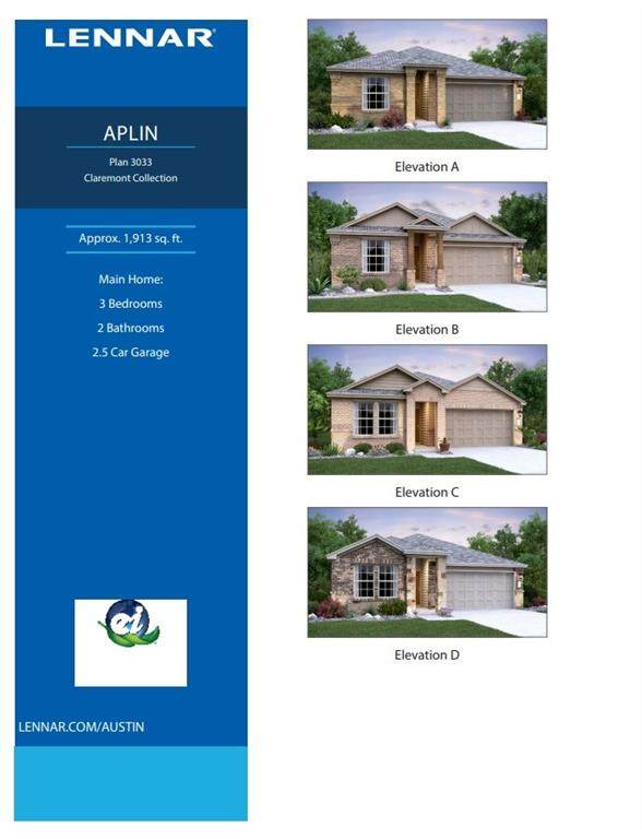 101 Madrid St, Kyle, TX 78640 (#4023393) :: The Summers Group