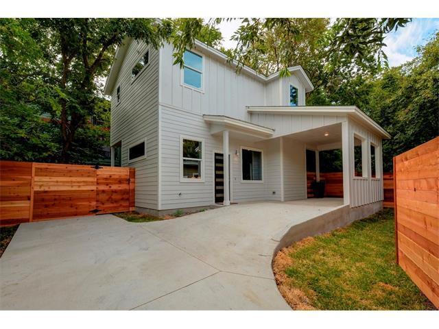 2611 Euclid Ave B, Austin, TX 78704 (#4043704) :: The Heyl Group at Keller Williams