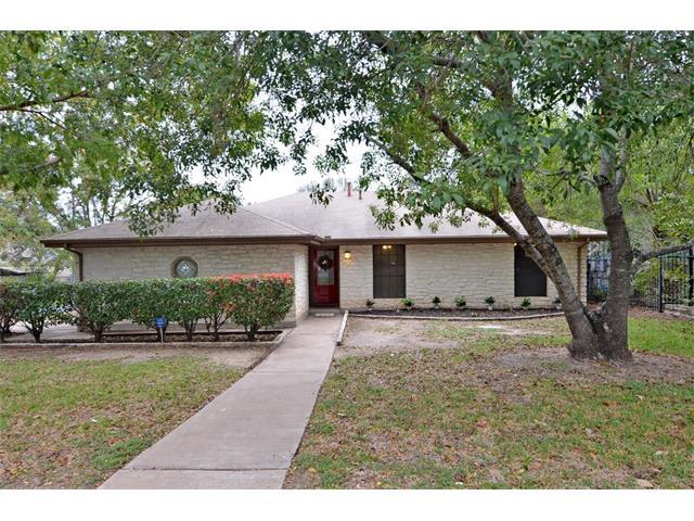 4804 Broadhill Dr, Austin, TX 78723 (#4055596) :: Papasan Real Estate Team @ Keller Williams Realty