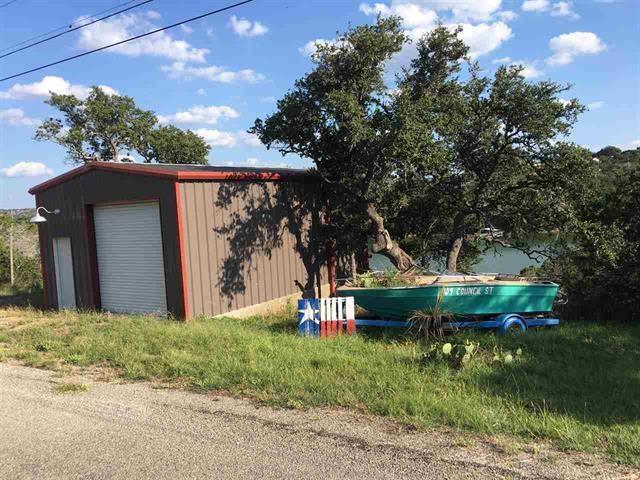 1109 Council St, Burnet, TX 78611 (#4061573) :: Forte Properties