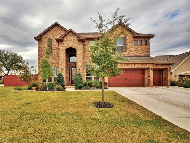 2145 Peoria Dr, Leander, TX 78641 (#4064454) :: The Heyl Group at Keller Williams
