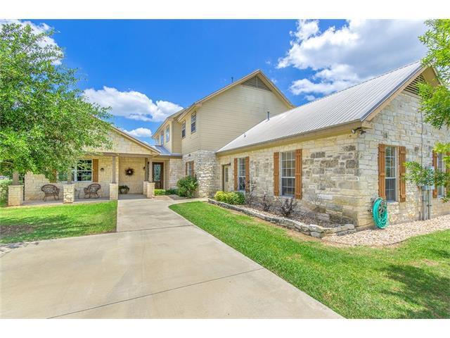 150 Mustang, Hutto, TX 78634 (#4065501) :: Papasan Real Estate Team @ Keller Williams Realty