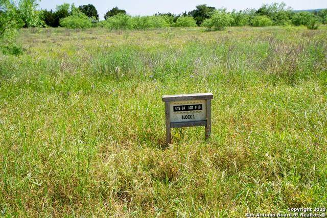 121 Wranglers Way, Burnet, TX 78611 (#4067610) :: Lauren McCoy with David Brodsky Properties