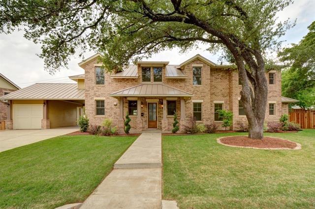 3412 Happy Hollow Ln, Austin, TX 78703 (#4070074) :: Douglas Residential