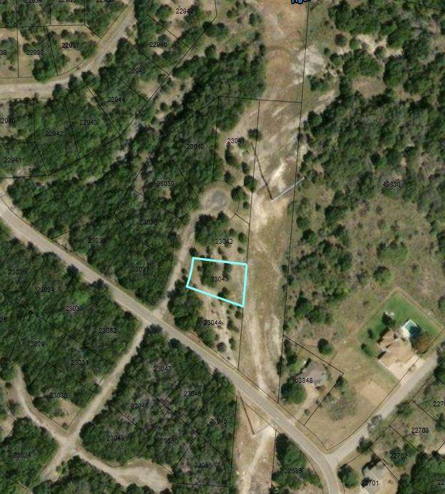 1007 (Lot 15023) Waterhole #2 Rd, Horseshoe Bay, TX 78657 (#4073391) :: The Perry Henderson Group at Berkshire Hathaway Texas Realty