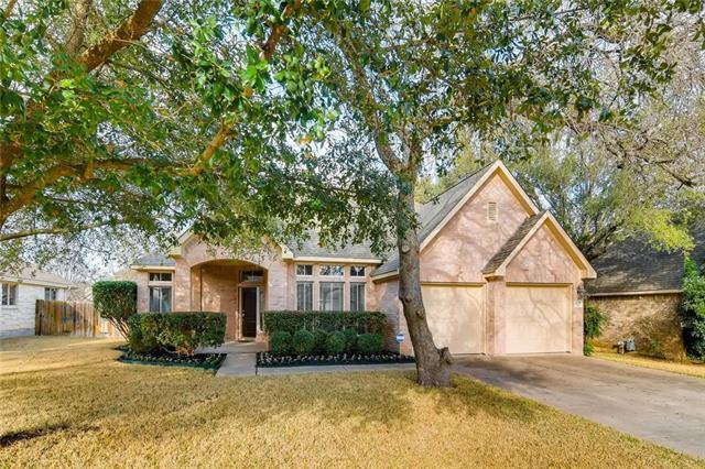 3208 Ash Glen Ln, Round Rock, TX 78681 (#4103278) :: Forte Properties