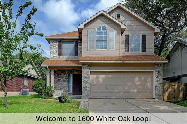1600 White Oak Loop, Round Rock, TX 78681 (#4105936) :: RE/MAX Capital City