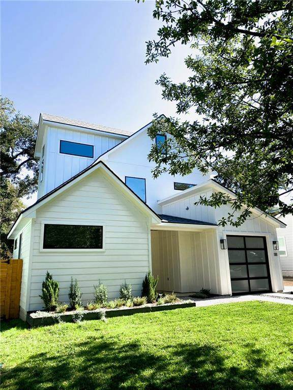 3321 Hemlock Ave #1, Austin, TX 78722 (MLS #4110580) :: Vista Real Estate