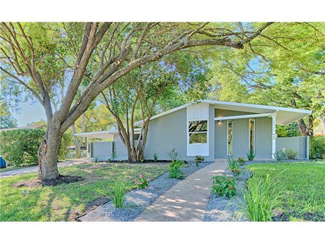 1303 Berkshire Dr, Austin, TX 78723 (#4146425) :: Papasan Real Estate Team @ Keller Williams Realty