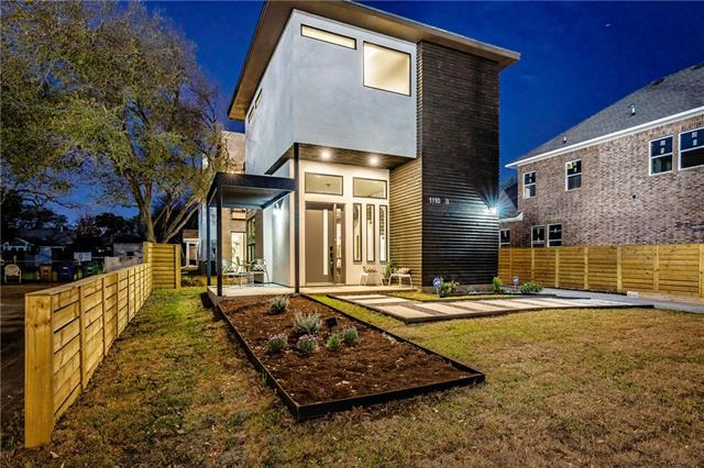 1110 Morrow St A, Austin, TX 78757 (#4152701) :: The Gregory Group