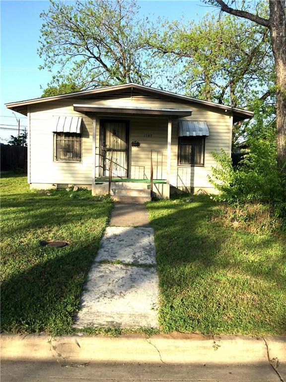 1707 Mckinley Ave, Austin, TX 78702 (#4166367) :: Papasan Real Estate Team @ Keller Williams Realty