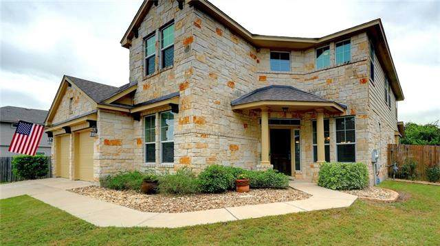 136 Paul Azinger Dr, Round Rock, TX 78664 (#4250329) :: 10X Agent Real Estate Team