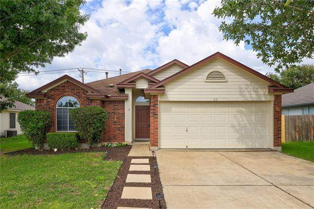 313 Willowbrook Dr, Hutto, TX 78634 (#4261271) :: 12 Points Group