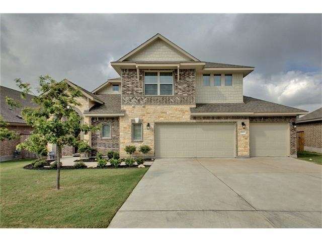19608 Wearyall Hill Ln, Pflugerville, TX 78660 (#4265637) :: The Heyl Group at Keller Williams