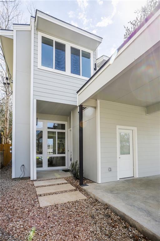 1105 Mason Ave B, Austin, TX 78721 (#4308766) :: Ana Luxury Homes
